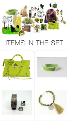 """Spring garden"" by planitisgi ❤ liked on Polyvore featuring art"