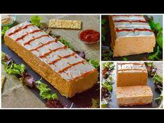 Pastel de PESCADO - ¡Muy JUGOSO y FÁCIL de hacer! - YouTube Sandwiches, Tacos, Mexican, Cooking, Ethnic Recipes, Food, Youtube, Tuna Cakes, New Recipes
