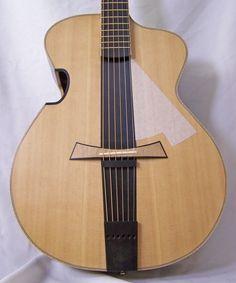 Concertino Acoustic Guitar