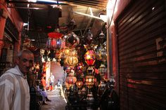 Chaotic Marrakech: My Introduction to Morocco