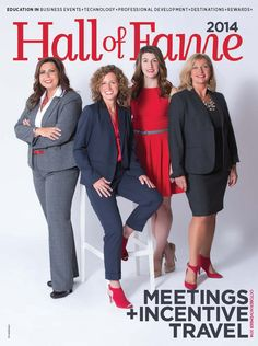 Check out Freeman Audio Visual Canada President Johanne Bélanger's M+IT Hall of Fame Inductee Feature! #freemanavcanada #womeninav #AV #technology #meetings #events #awards