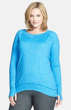 Moving Comfort 'Gotta Love It' Tunic (UPF 50) (Plus Size) available at #Nordstrom