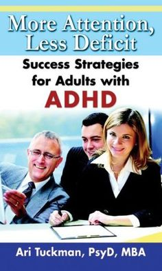 Strategies for Adults with ADHD.  www.coachadhd.com  #ADD, #ADHD, #mindfulness