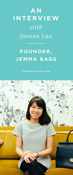 "This Contessa has a simple philosophy: ""Believe in your vision and go."" That might explain how she got where she is today, living in New York City as a successful entrepreneur who carved her own niche in the fashion and retail industries—and all before age 27. Click to read Joanna's inspiring story. 