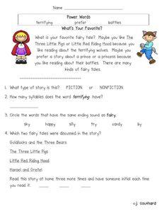 Beginner Reading Comprehension - Having a Picnic   Beginner ...