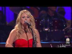 "Miranda Lambert - ""White Liar"" Live at the Grand Ole Opry"