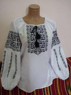 Origional Embroidered blouse Ornament Embroidery Ukrainian