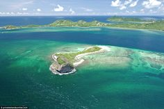 White Island, off Grenada, $5.5m (£3.6m): One mile off the southern coast of Carriacou, it...