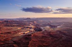 Green River Overlook Photo by David Cody — National Geographic Your Shot