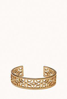 Geo Cutout Bracelet | FOREVER21 - 1074081612