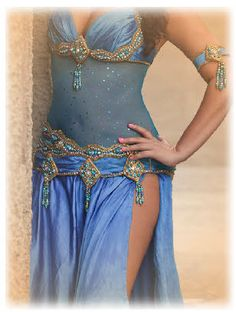 Belly Dancing Direct Belly Stockings for gigs that require more modesty or just something pretty and different.