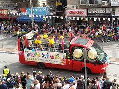 Israelíes se preparan para Purim con desfiles en todo el país - http://diariojudio.com/noticias/israelies-se-preparan-para-purim-con-desfiles-en-todo-el-pais/167337/