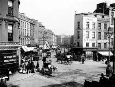 Cork 1918 top of Patrick's Street