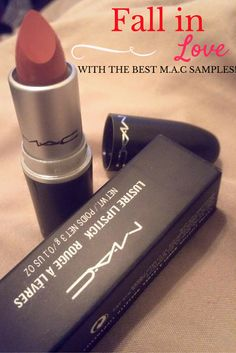 How do you get free mac makeup samples