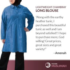 #customersatisfaction #longmodestblouse #modestClothing