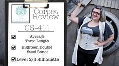 Orchard Corset Product Review: CS 411 Underbust Corset