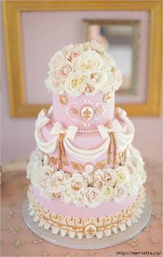 Самый красивый свадебный торт (38) (442x700, 188Kb)