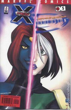 X-Men Evolution comic books Sexy Cartoons, Animated Cartoons, Marvel Facts, Marvel Comics, Comic Books Art, Comic Art, Book Art, X-men Evolution, Female Comic Characters