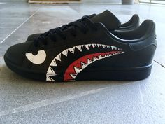 What do you think about this custom stan smith?