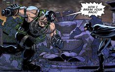 Injustice: Year Five Bane Batman, Batman Art, Batman Universe, Dc Universe, Mysterio Marvel, Batman Kunst, Cartoon Characters, Fictional Characters, Detective Comics