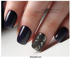 40 Very impressive collection of nails 2018 - Reny styles