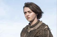 """Mapping Everywhere Arya Stark Has Traveled In """"Game Of Thrones"""""""
