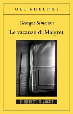 A Maigret, tutto sommato, stare in vacanza non piace. E allora cammina, cammina sotto il sole tutto il giorno, aspettando che le suore lo facciano entrare dalla moglie ricoverata, su e giù per i vicoli della cittadina e sul lungomare, bevendo un bianchino dopo l'altro. >> http://wp.me/p29xff-ii