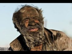 World's Dirtiest Man: 80 Year Old Iranian Man Hasn't Bathed in 60 Years;...