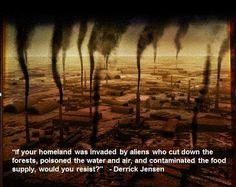 Resistance, Deforestation, Environment, Climate Change, Green