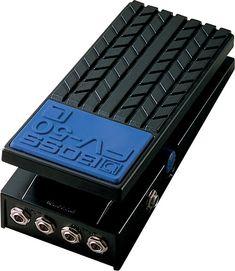 BOSS - FV-50H/-50L | Volume Pedal