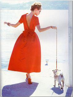 Vogue Italia 1991 dress