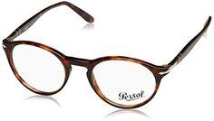 Persol Eyeglasses PO3092V 9015 Havana 46 19 145 Persol