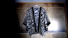 #Tutorial: chaqueta estilo kimono súper fácil.
