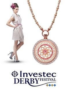Investec Derby Ladies Day on Friday 6th June 2014! Get glam with Nikki Lissoni! - xx -
