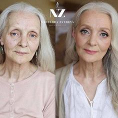 15 New Short Haircuts for Older Women with Fine Hair Makeup For Older Women, Makeup For Moms, Haircut For Older Women, Older Woman Makeup, Makeup For Mature Skin, Beauty Makeover, Makeup Makeover, Beauty Makeup, Hair Makeup