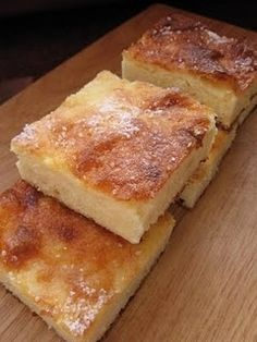 Alj nélküli túrós Hungarian Desserts, Hungarian Recipes, Cake Recipes, Dessert Recipes, Food Gallery, Bread And Pastries, Sweet Cakes, Healthy Baking, Food To Make