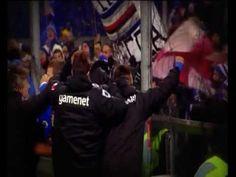 Il derby della Lanterna visto da Samp TV