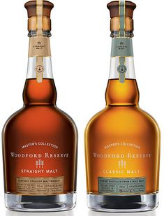 Woodford Reserve Announces Limited Edition Malt Offerings