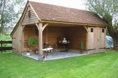 Best gardenhouse oak logbuilding images crown
