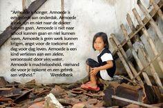 Kopje Thee(a): Armoede. In gesprek hierover met de kinderen.