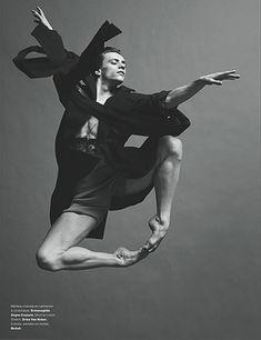 Sergei Polunin za Numéro Homme | Fashion.Beauty.Love #dance #ballet #fashion