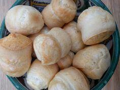 Super Easy Brazilian Cheese Puffs - World Food Tour