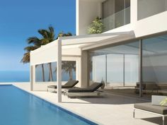 Download the catalogue and request prices of Lagune® By renson, wall-mounted pergola with sliding cover