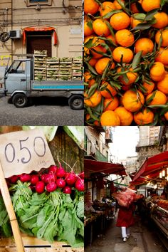 Lovely food and travel photos of Sicily