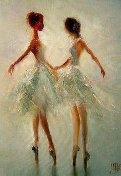 Pretty, my mom was a Russian ballerina