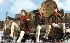 Final Fantasy Type-0 HD Ps4 - Impact Game
