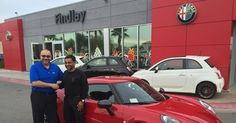 #AlfaRomeo is taking over!  http://www.fiatusaofhenderson.com/ http://www.reviewjournal.com/autos/drive/findlay-fiat-adds-alfa-romeo-valley-auto-mall