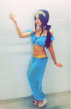 princess jasmine halloween costume more - Halloween Jasmine