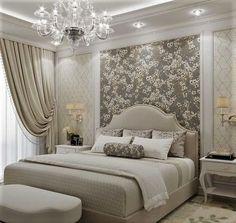 The marvelous Light Bright Beige Bed Cream Bed Classy Bedroom Elegant Inside Elegant Bedroom Ideas photo below, is part of … Posh Bedroom, Classy Bedroom, Beige Bedroom Decor, Bedroom Makeover, Home Bedroom, Luxurious Bedrooms, Relaxing Bedroom, Simple Bedroom, Luxury Bedroom Master