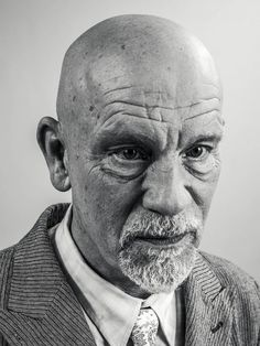 John Malkovich photographed by Michael Muller at Comic Con San Diego, 2014
